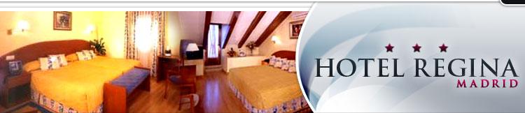 Hotel regina hoteles madrid hoteles espa a for Hotel regina madrid opiniones